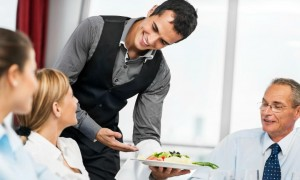 camareros a domicilio