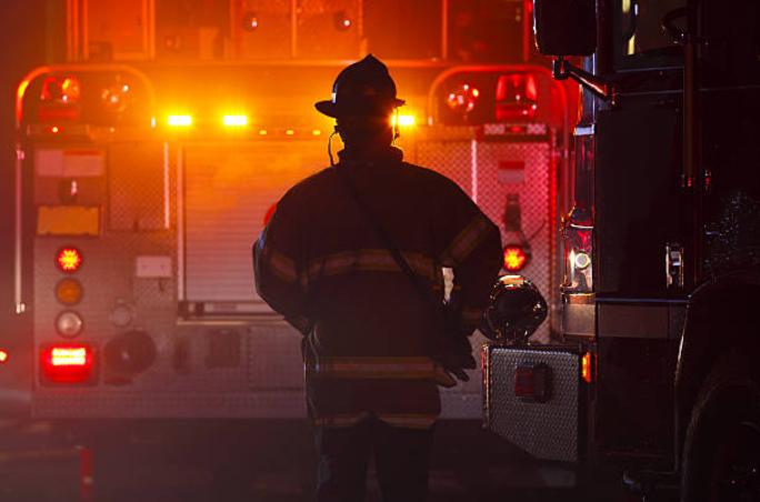 Destacada bombero