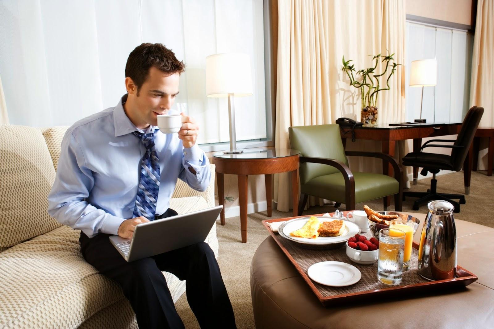 alojamiento viajes para negocios