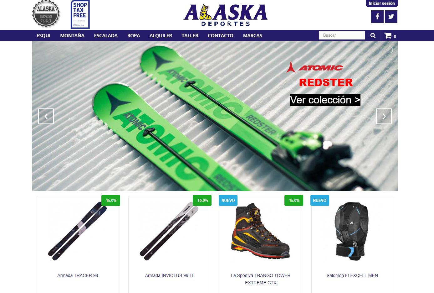 deportes alaska