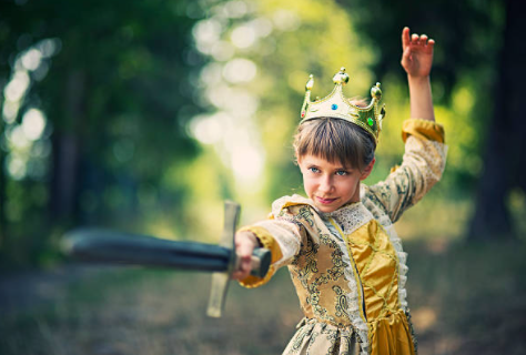 disfraz princesas